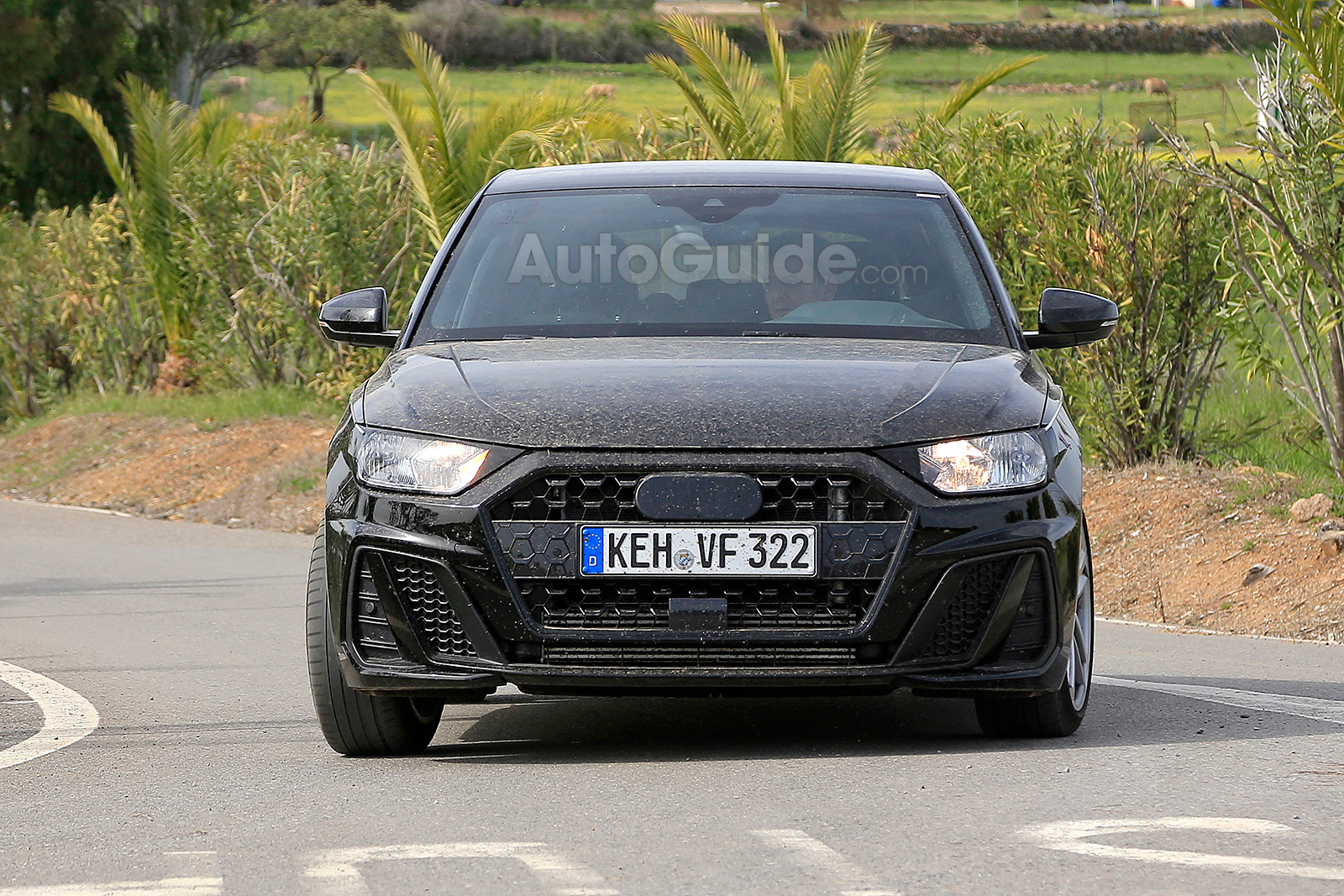 2019 audi a1 ditches its camouflage for spy photographers. Black Bedroom Furniture Sets. Home Design Ideas