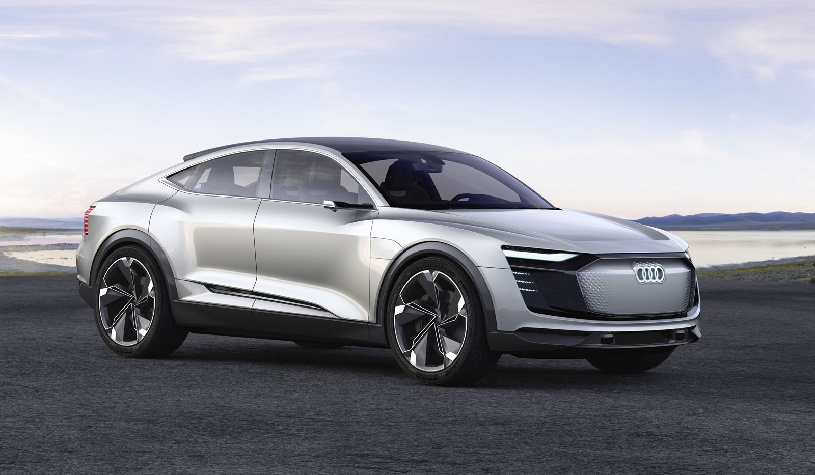Audi Will Debut a New Electric Crossover Coupe in 2019 » AutoGuide