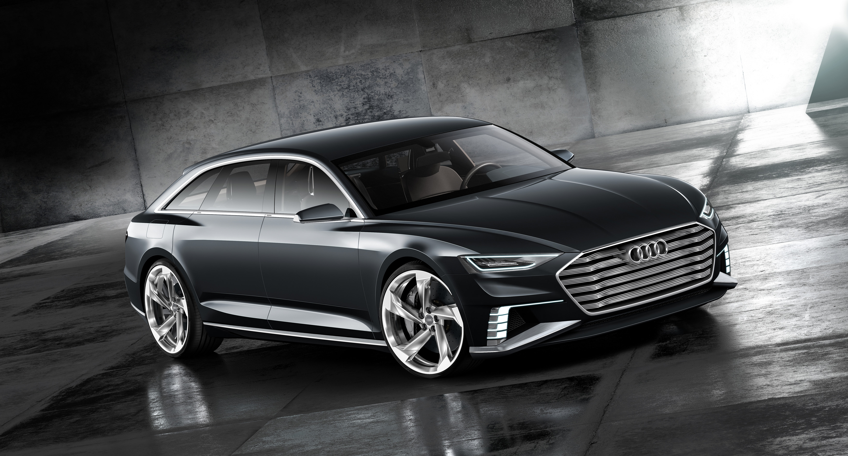 Next Gen Audi A8 Debuting in 2017 with Piloted Driving AutoGuide