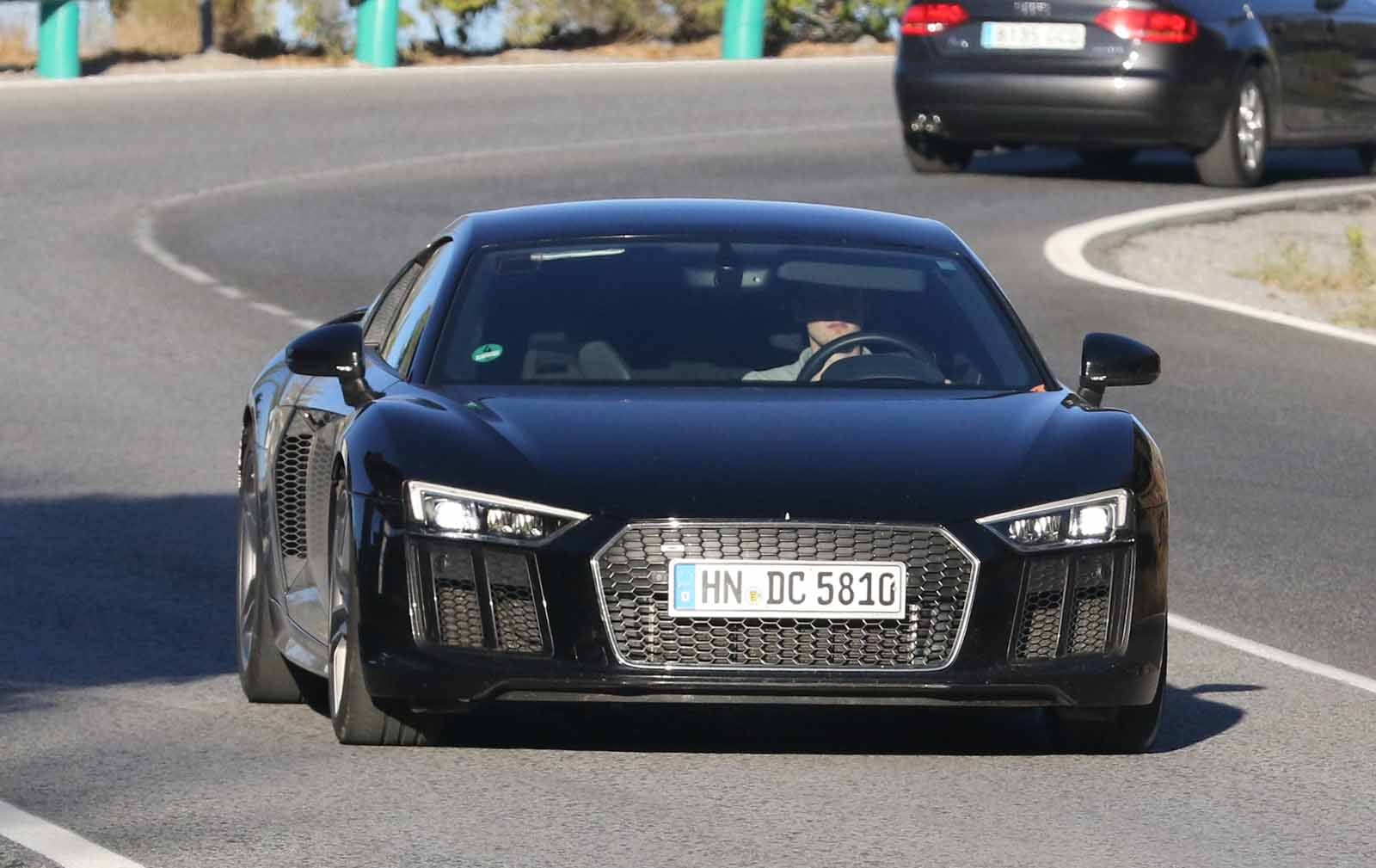 A Faster More Hardcore Audi R8 May Be On The Way