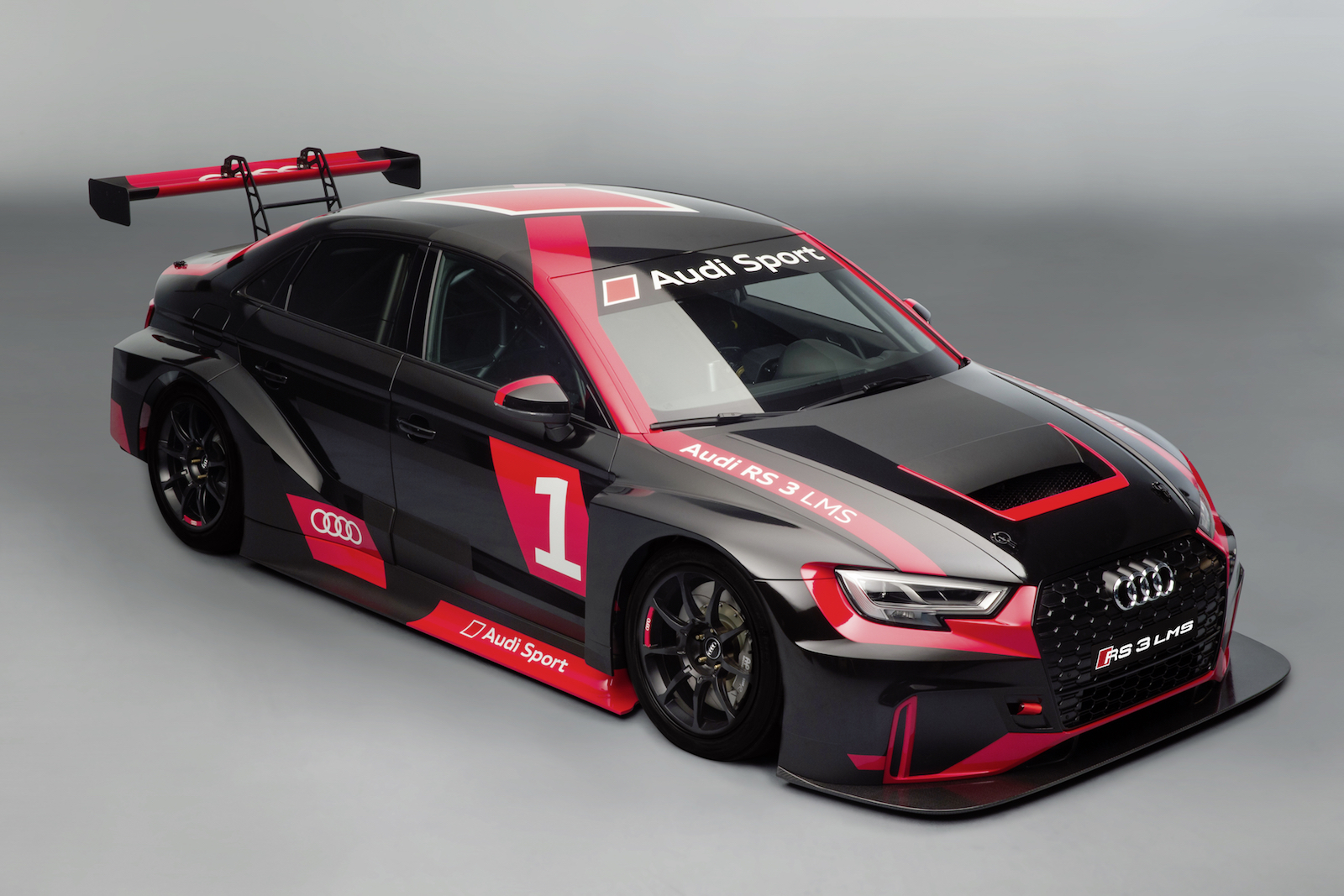 audi rs3 lms makes racing an audi cheaper than ever news. Black Bedroom Furniture Sets. Home Design Ideas
