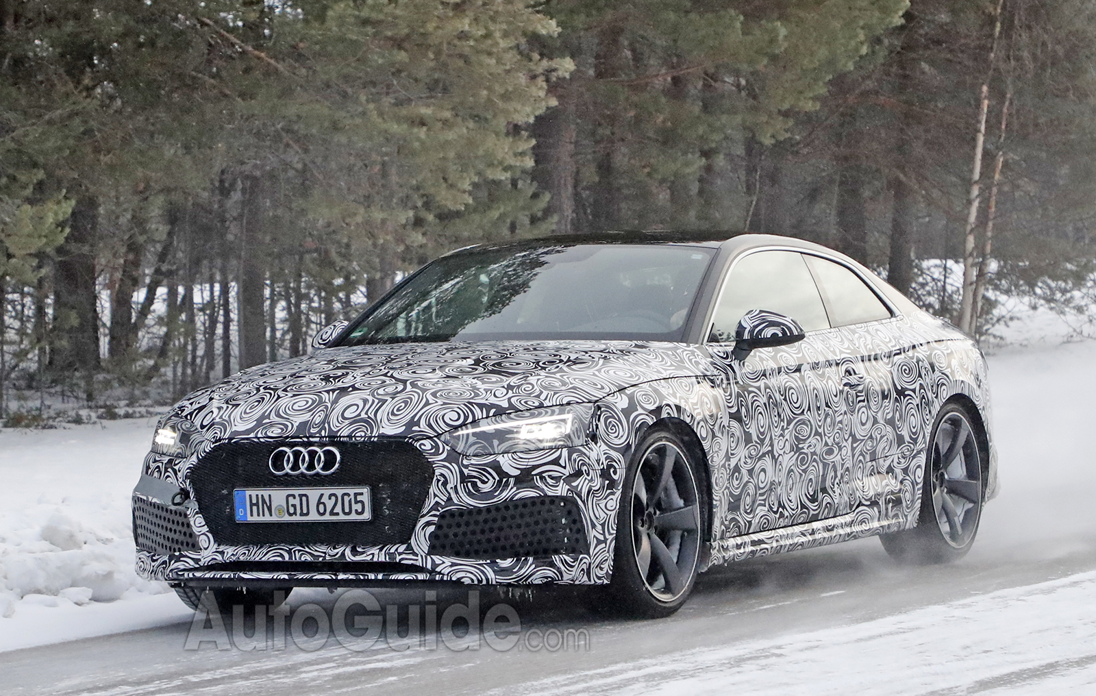 2018 audi rs5 coupe. brilliant audi 2018audirs5spyphoto11  on 2018 audi rs5 coupe
