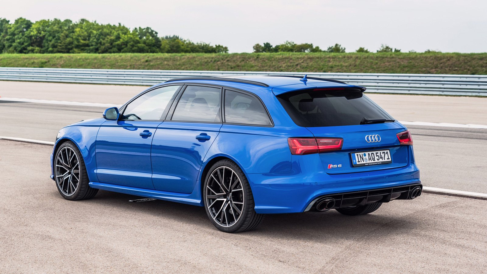Audi RS Wagon Bids Farewell With Special Nogaro Edition - Audi rs6