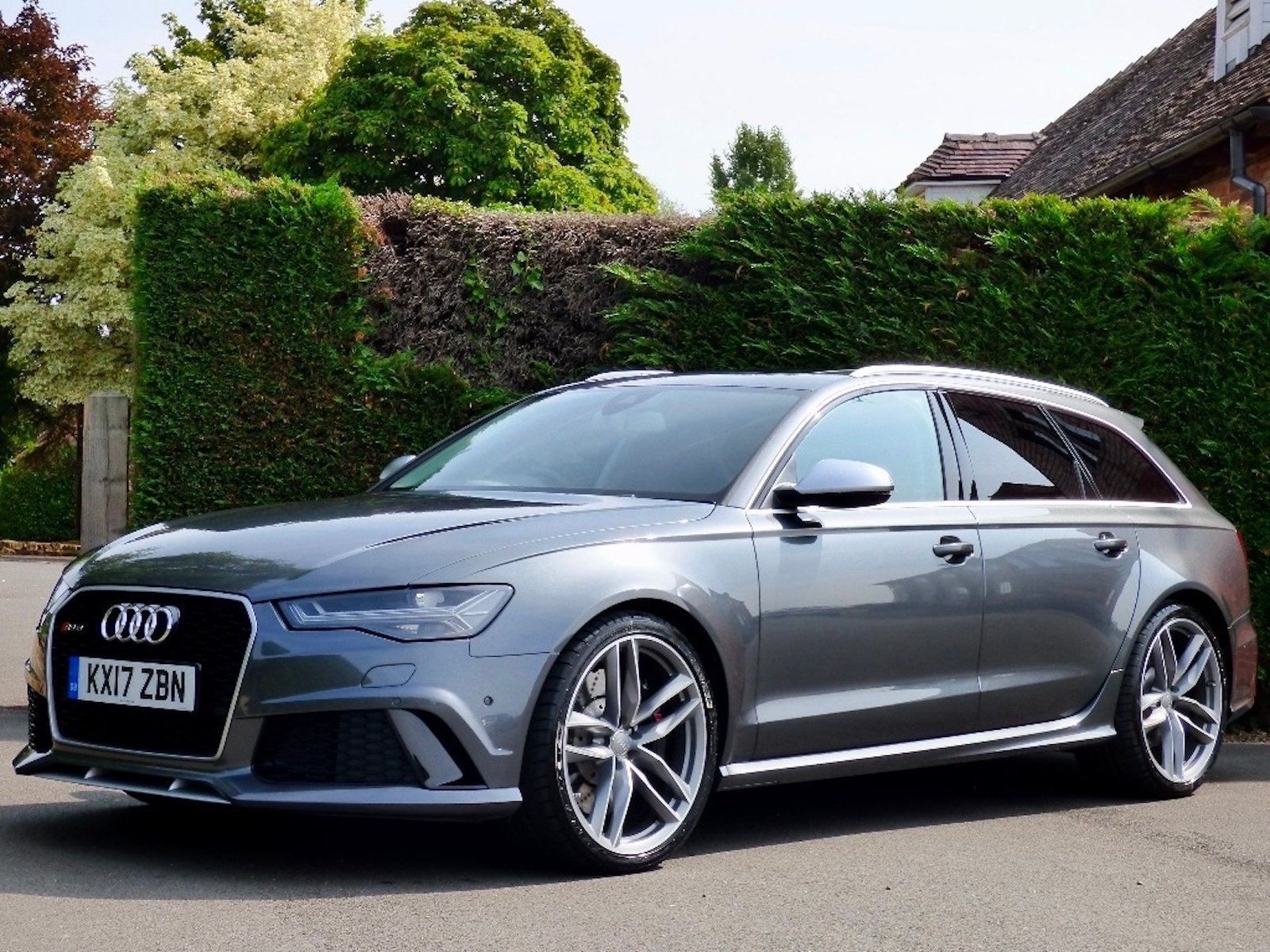 Prince Harry's Audi RS6 Avant is For Sale in the UK ...