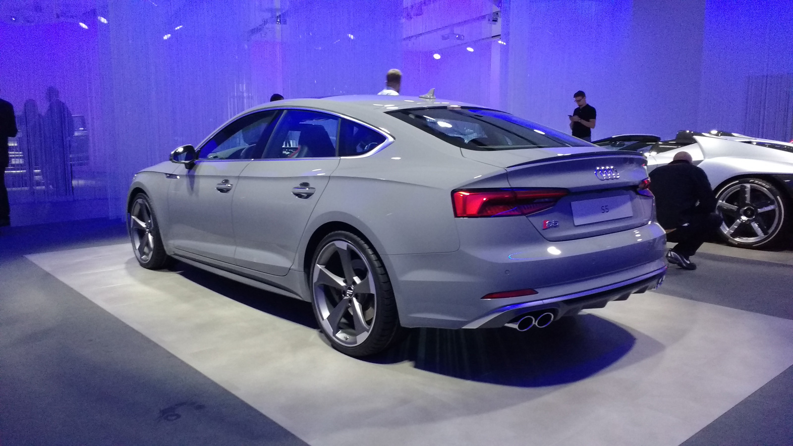 2018 Audi S5 Sportback Pricing And Acceleration Times