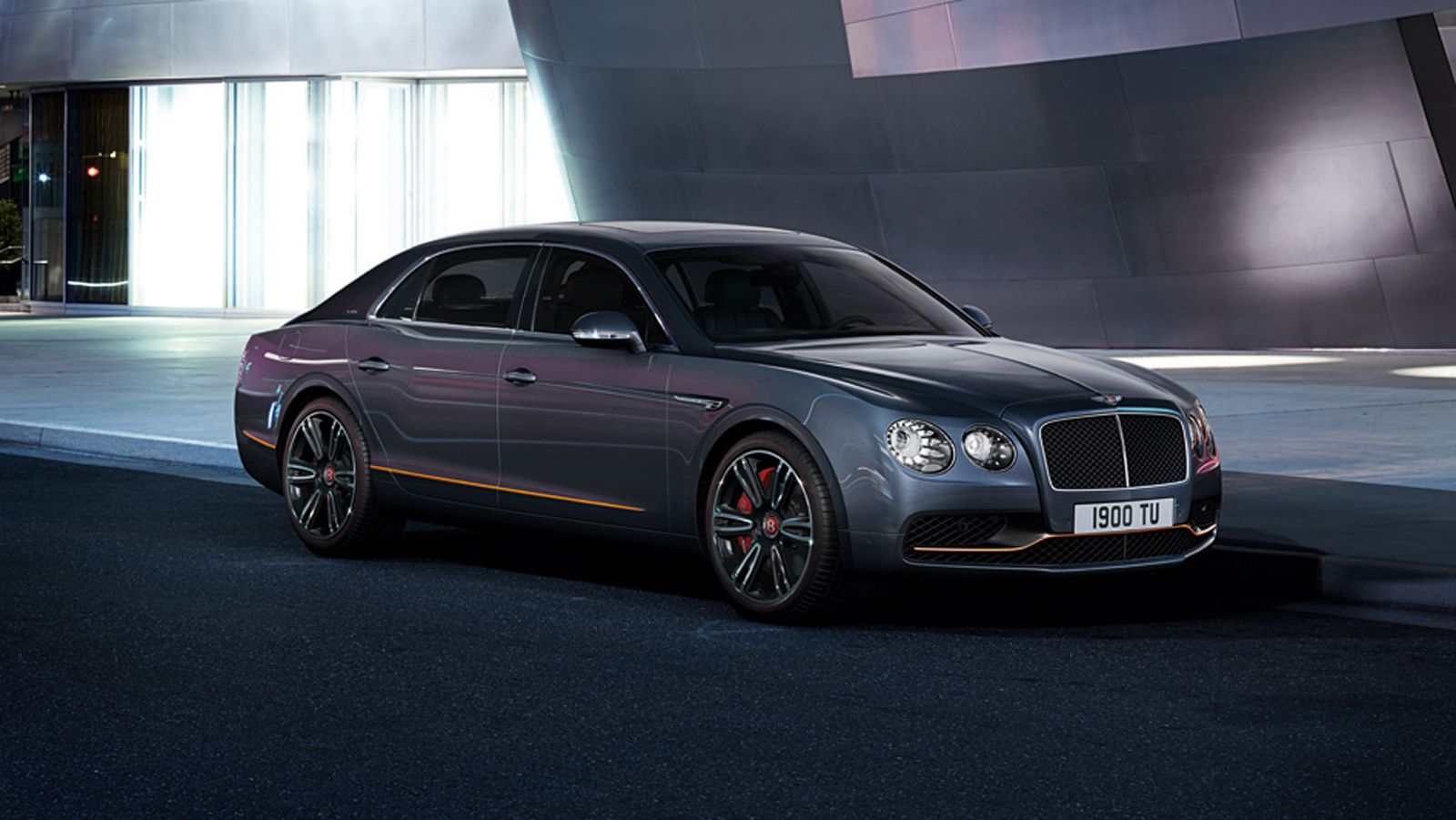 1 of 100 Bentley Flying Spur Design Series Unveiled ...