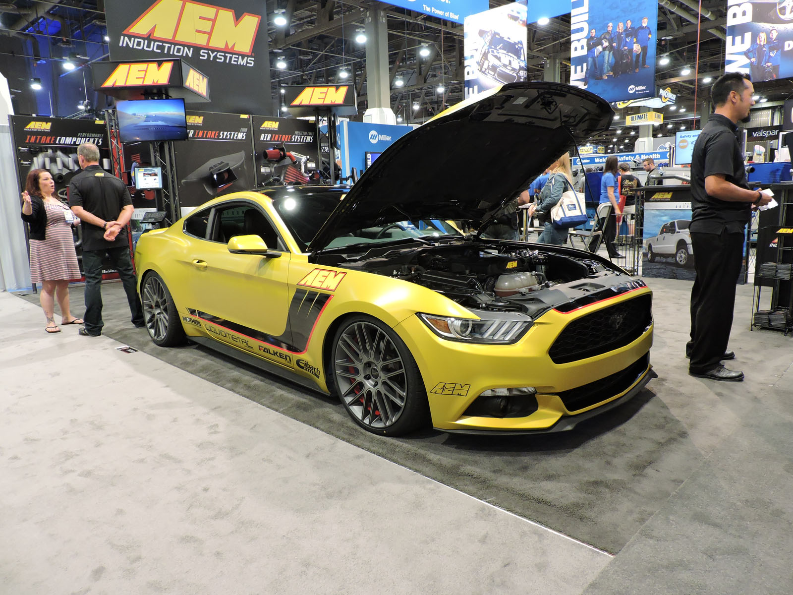 Top Ford Mustangs of the 2015 SEMA Show » AutoGuide.com News
