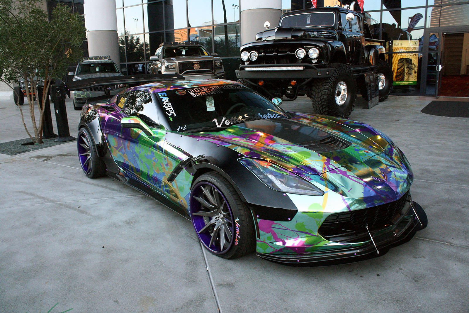 Gallery: Most Interesting Paint Jobs And Exterior Finishes