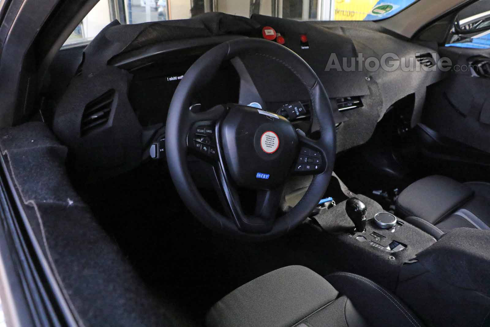 Spy Photos Reveal The New Bmw 1 Series Interior