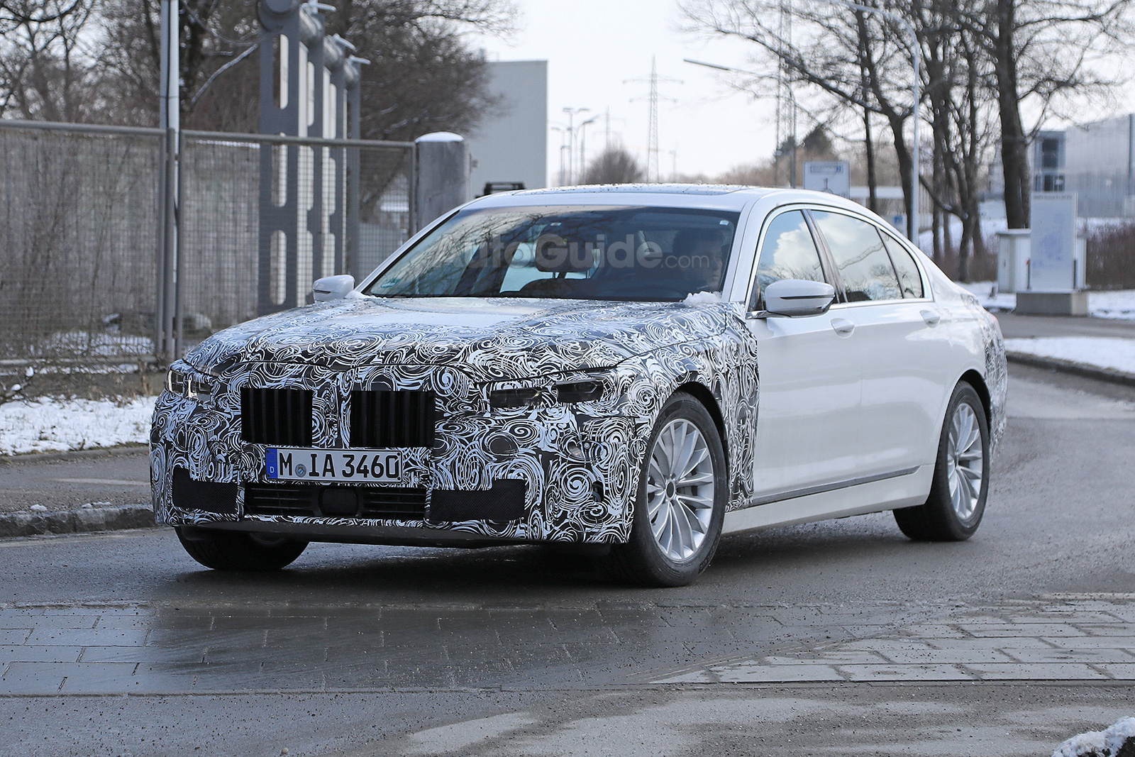 X. The BMW 7 Series ...