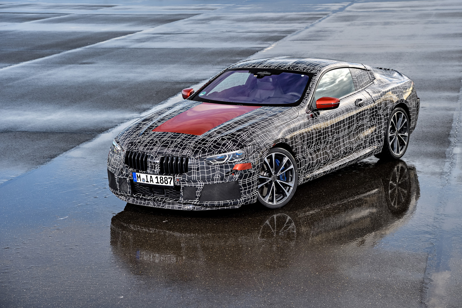 BMW Gives Us A Better Look At The New Series Coupe AutoGuide - 8 series bmw