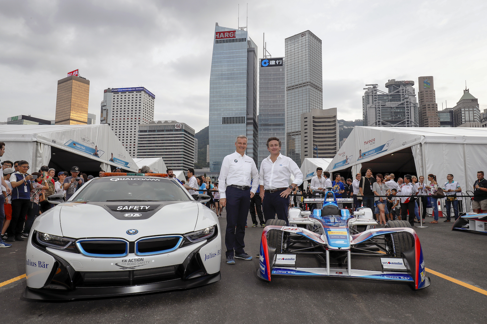 BMW Officially Jumps on the Formula E Bandwagon