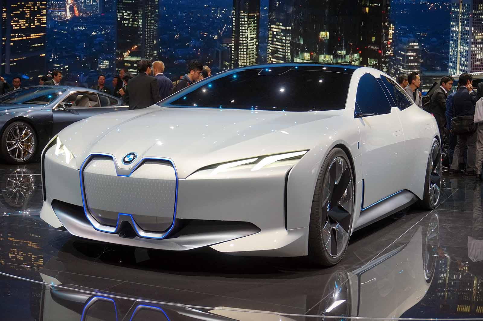 bmw i vision dynamics concept debuts as a future tesla autos post. Black Bedroom Furniture Sets. Home Design Ideas