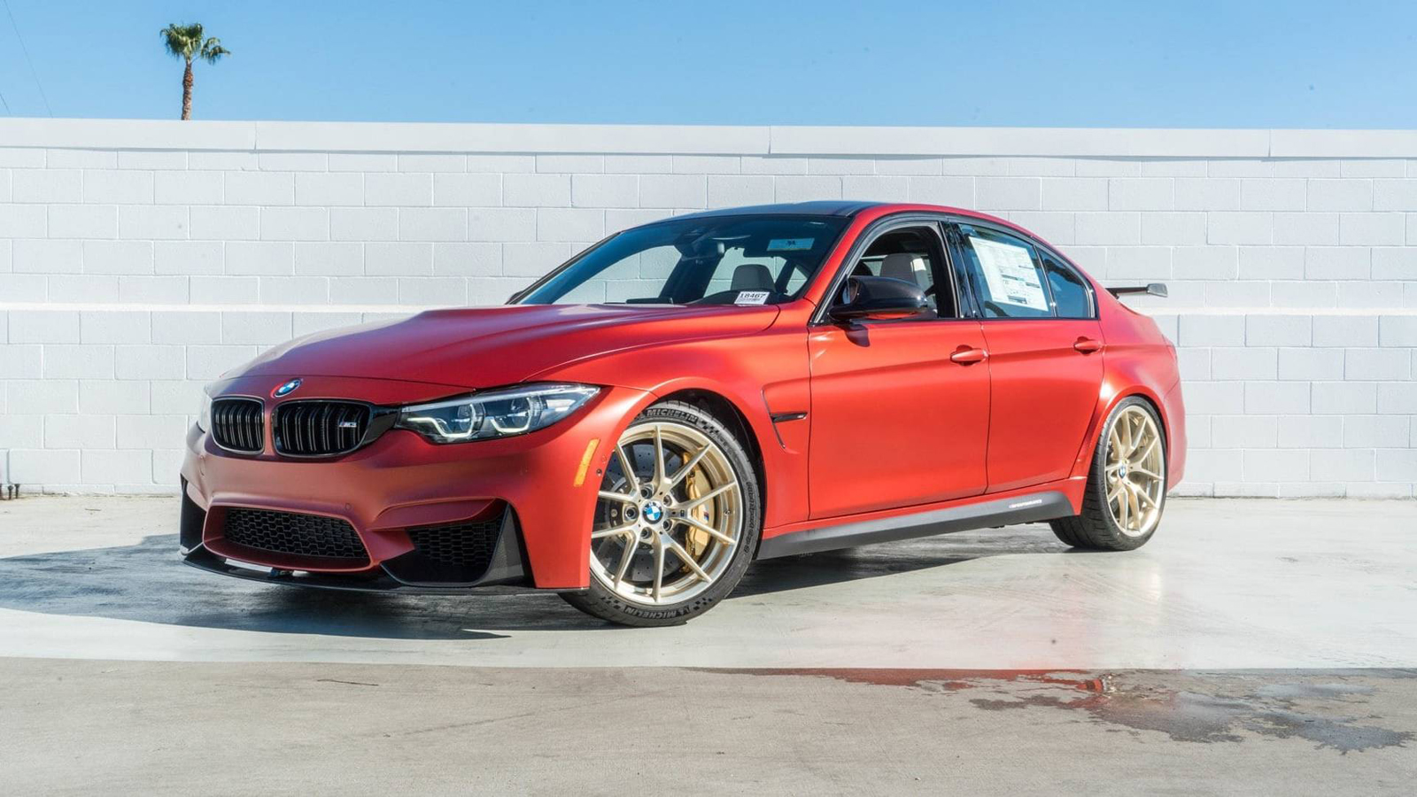 your chance to own the weirdest f80 bmw m3 ever built news. Black Bedroom Furniture Sets. Home Design Ideas