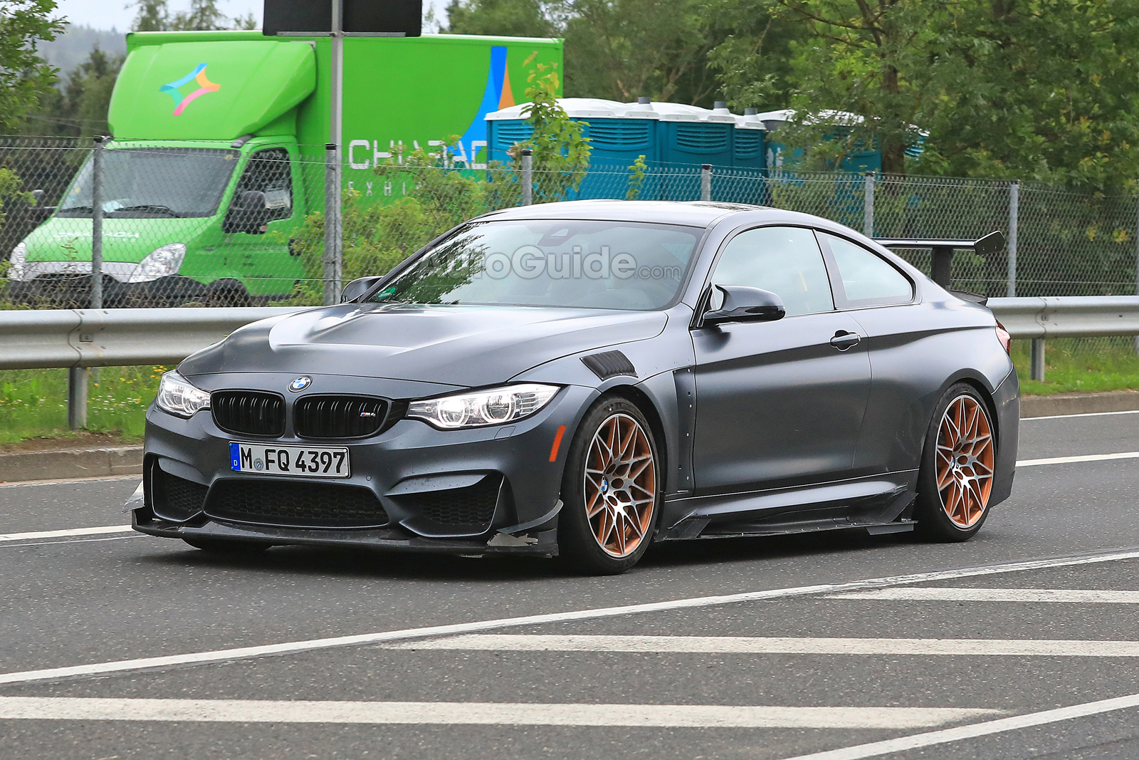 Bmw M4 Gts May Be Getting An Extreme Aero Kit Autoguide
