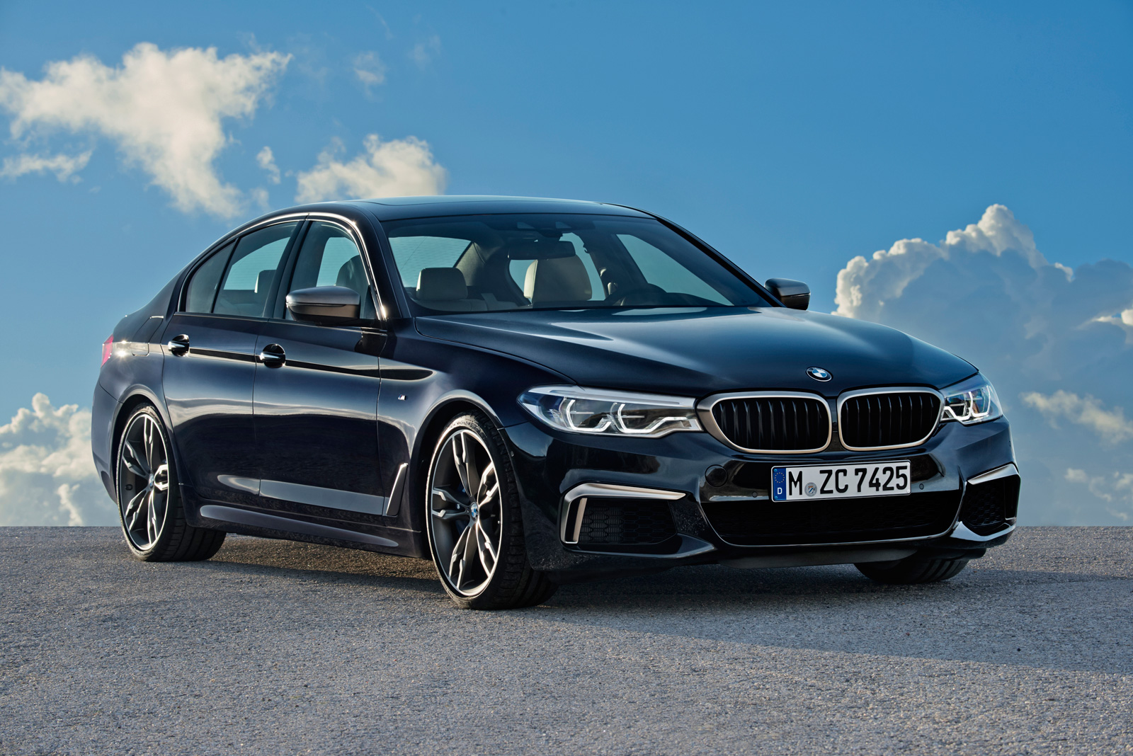 BMW Convertible fastest bmw model The BMW M5 is No Longer the Fastest 5 Series » AutoGuide.com News