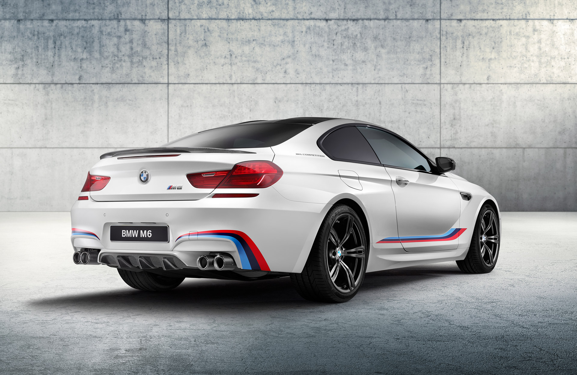 2016 Bmw M6 Competition Edition 2