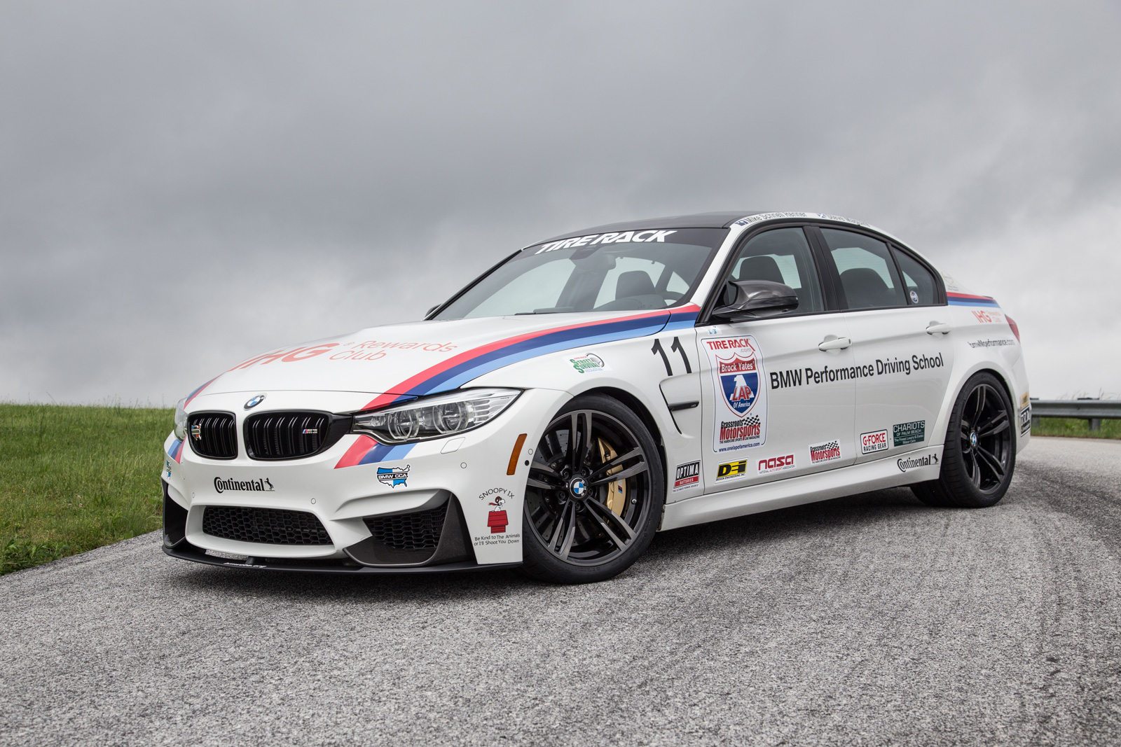 Performance Driving School >> The Bmw Performance Driving School Is Taking On One Lap Of America