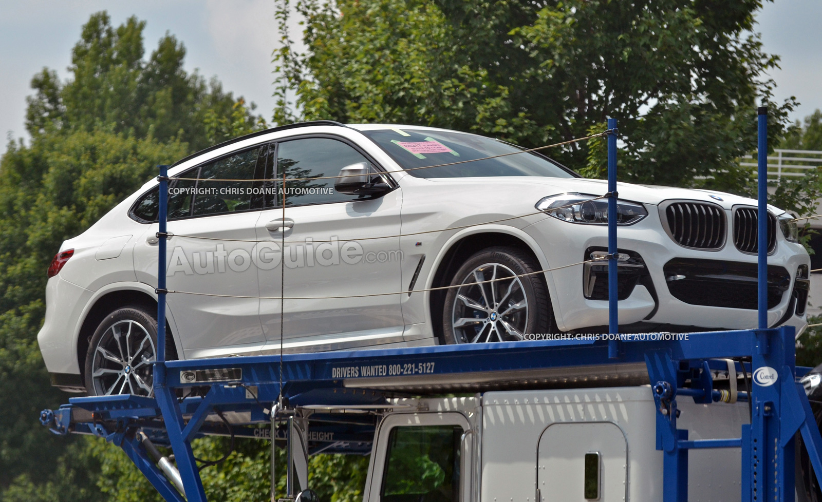 BMW X Fully Revealed In Latest Spy Photos AutoGuidecom News - Audi recent model