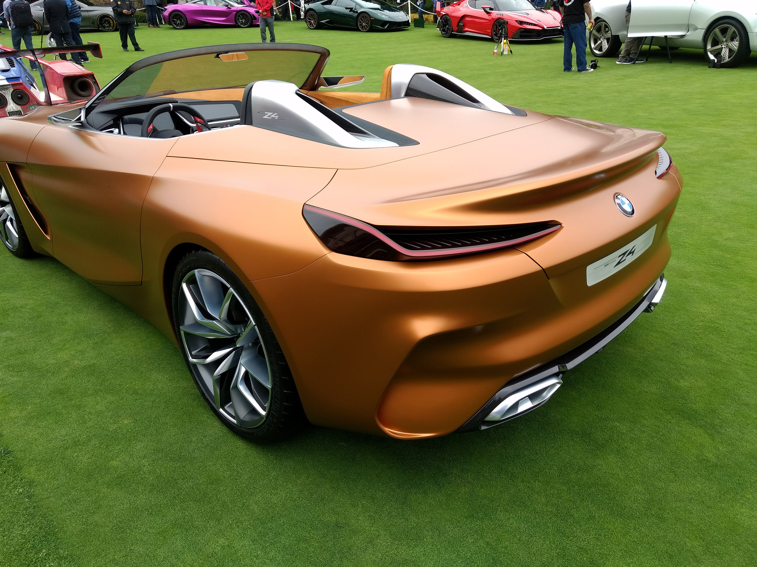100 New Bmw Concept Bmw Reveal New Electric Car I
