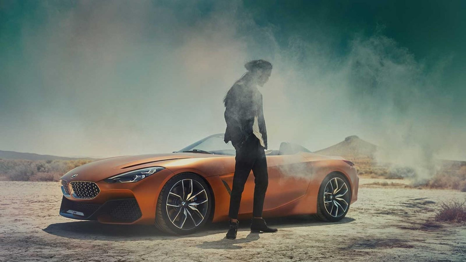 This Is Apparently The New BMW Z4 Concept