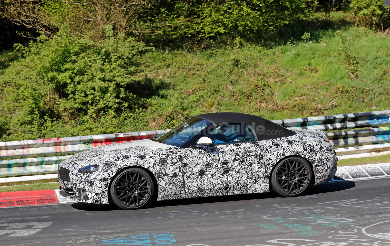 Bmw Z4 Concept To Debut In August 187 Autoguide Com News
