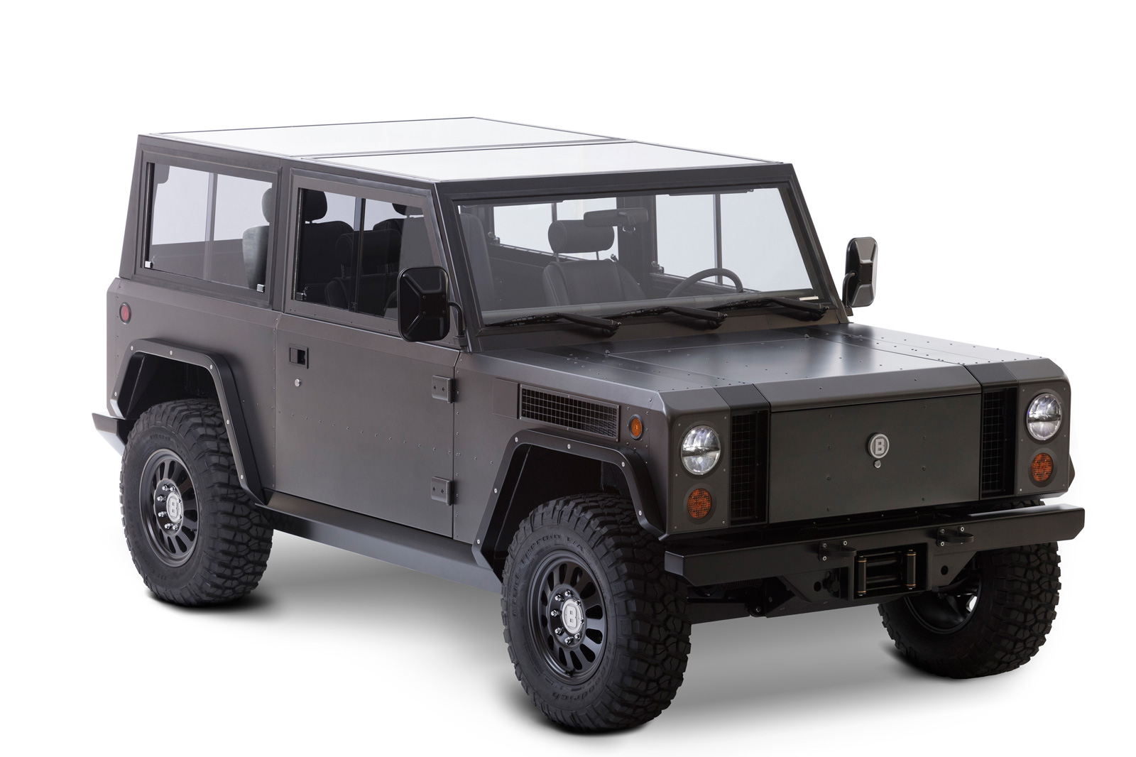 A Startup Just Built The World's First Electric Sport Utility Truck