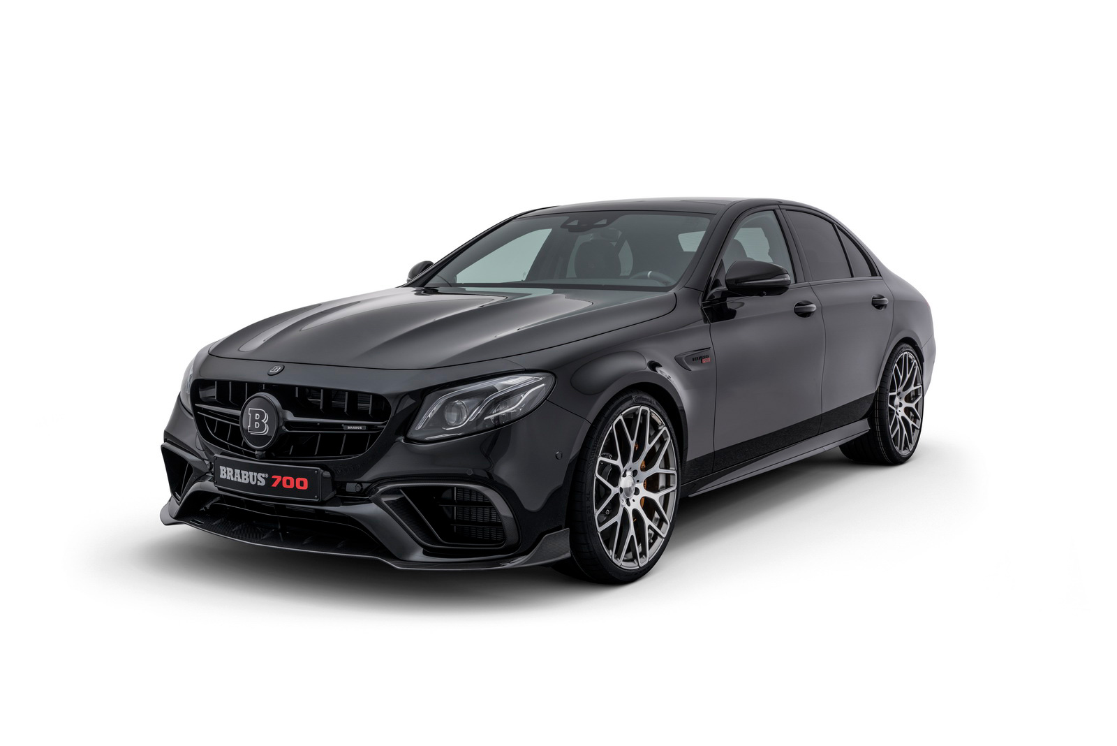 new brabus 700 makes the e63 amg look downright docile news. Black Bedroom Furniture Sets. Home Design Ideas