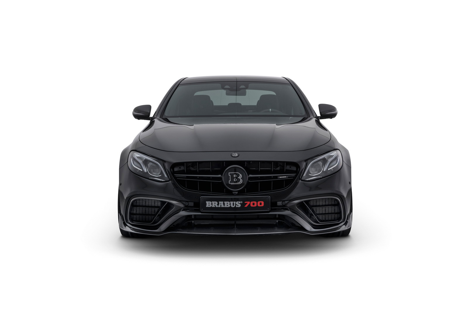 New Brabus 700 Makes the E63 AMG Look Downright Docile » AutoGuide ...