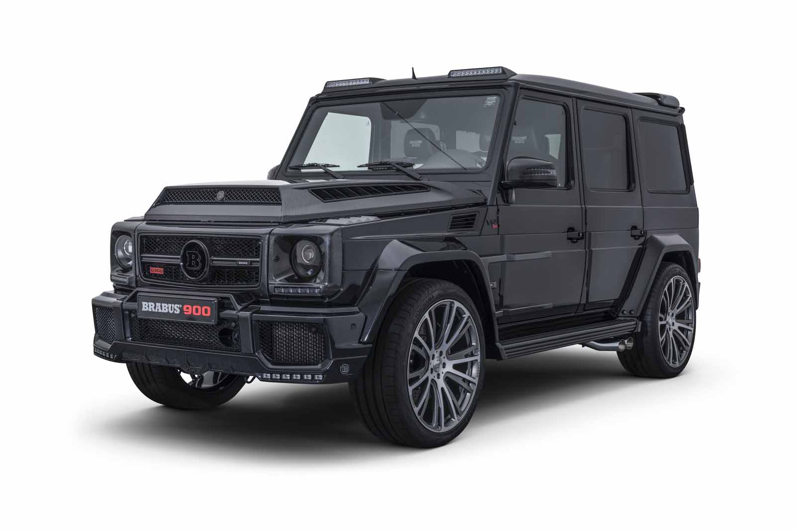 Brabus Has Built A 900 Hp G Wagen For Crazy People 187 Autoguide Com News