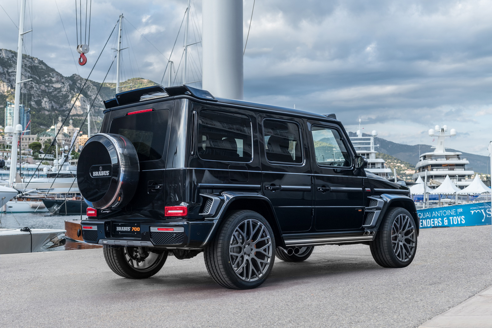 You Can Now Get a 700 HP G63 AMG Thanks to Brabus » AutoGuide com News