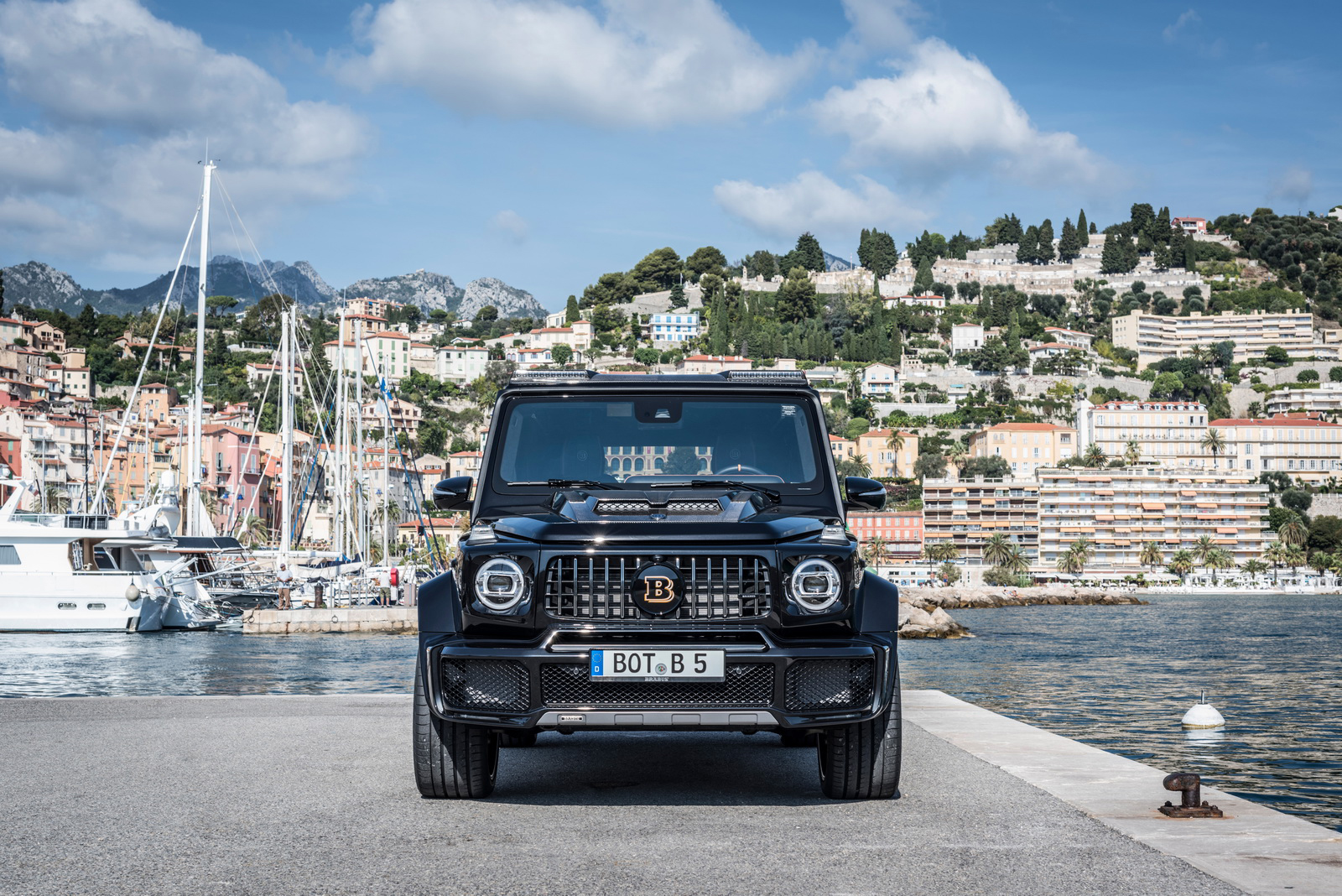 You Can Now Get a 700 HP G63 AMG Thanks to Brabus