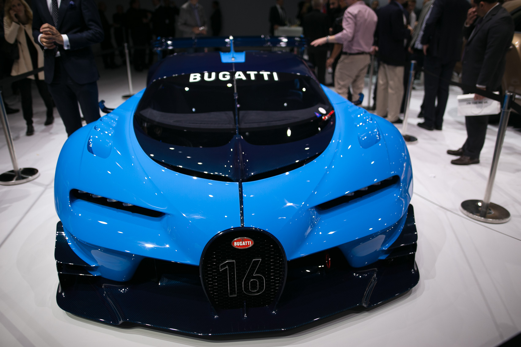Future Bugatti Models Will Look Like This » AutoGuide.com News