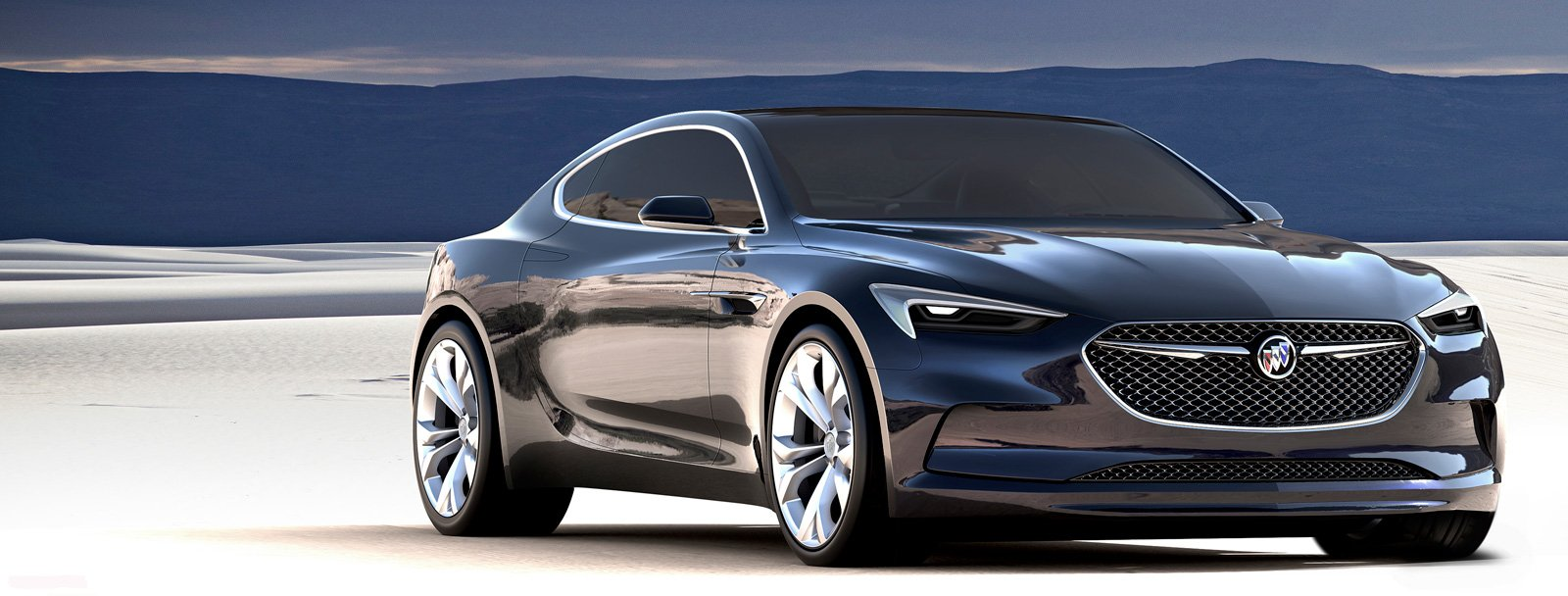 Vista Auto Sales >> Buick Disappoints Fans by Confirming Avista Definitely Won't Be Produced » AutoGuide.com News