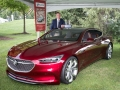 Buick Avista Concept Wins Two Awards At Concours d'Elegance