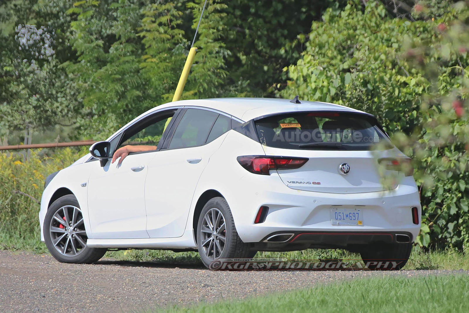 Buick Verano GS Hatchback Spied Testing in the US  AutoGuidecom News