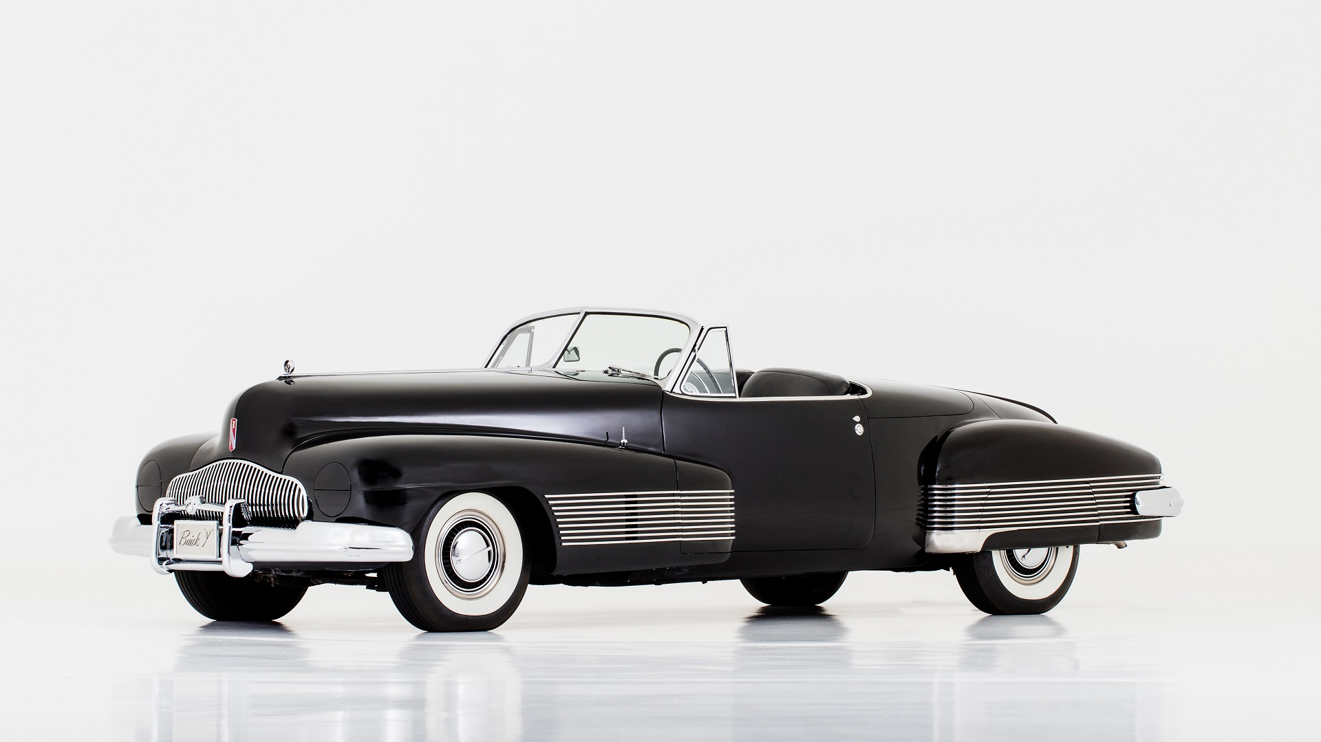 Buick Y-Job the 14th Car to Join the National Historic Vehicle ...