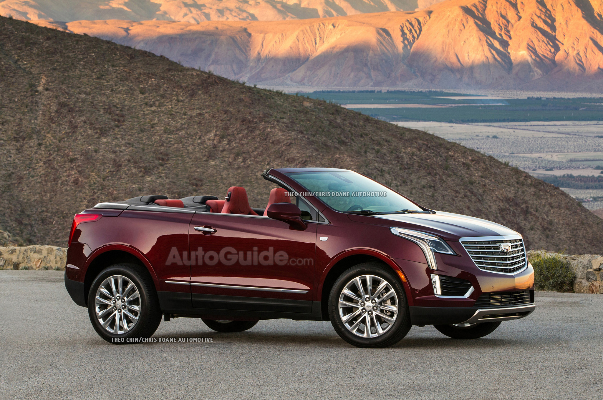 Love it or Hate it: Cadillac XT5 Convertible Rendered ...