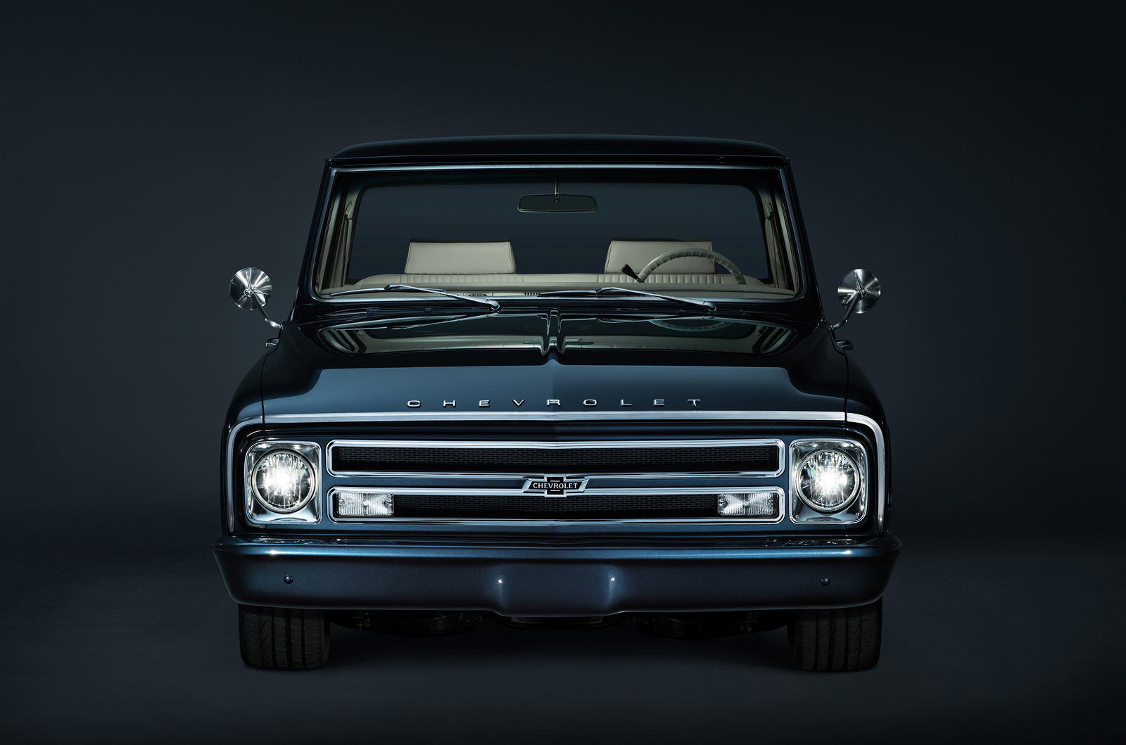 All Chevy blue chevy bowtie emblem : GM Celebrates 100 Years of Trucks With New Special Editions ...