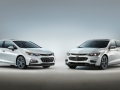 Chevrolet previews the Malibu and Cruze RS Hatch Blue Line concepts at the 2016 SEMA Show