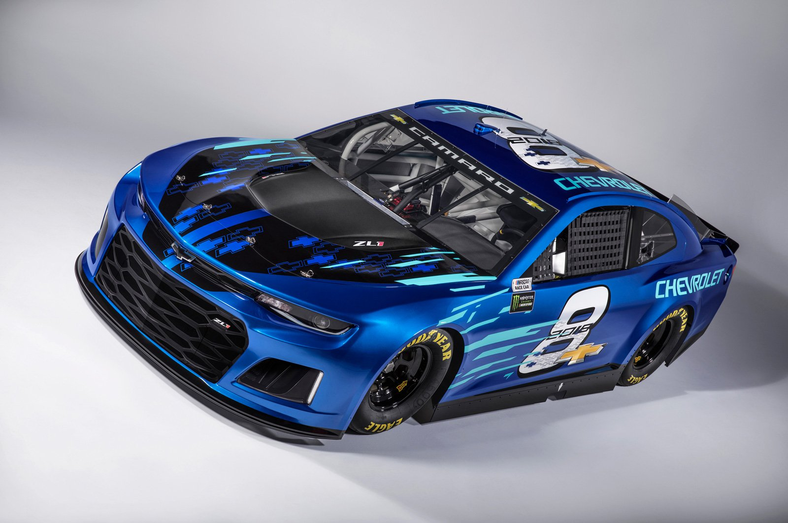 The Chevrolet Camaro ZL1 is Heading to NASCAR Next Year » AutoGuide ...