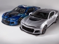 Based on the 650-hp, supercharged Camaro ZL1 production model, the new Camaro ZL1 race car for the Monster Energy NASCAR Cup Series kicks off a new era in Chevrolet motorsports.