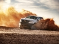 Chevrolet Colorado ZR2 Race Development Truck builds on the ZR2's desert-running capability. Tuned for high-speed off-road use equipped with unique parts validated by Chevy Performance Engineering.