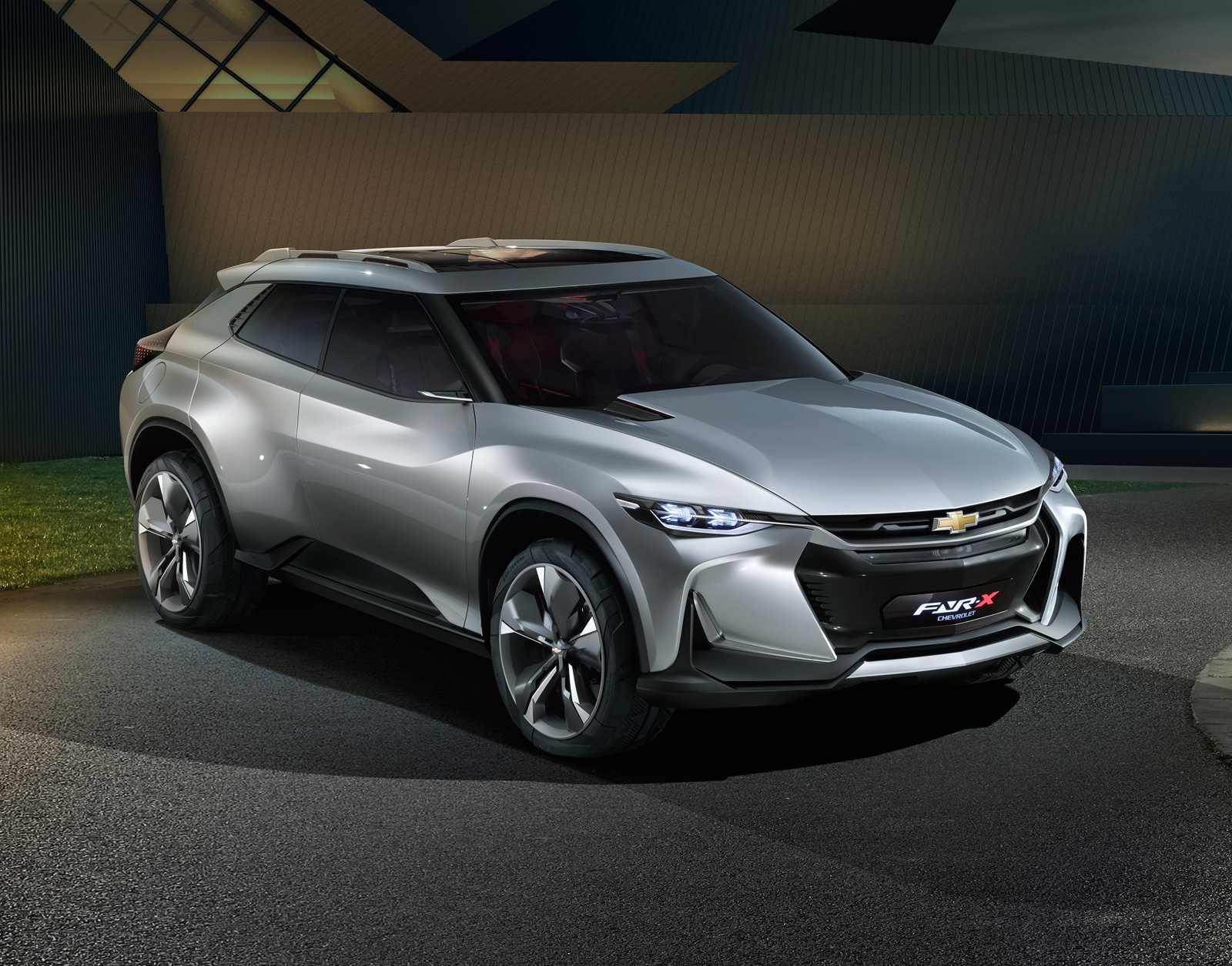 Excellent Chevy Concept Looks Like a Camaro Crossover ...