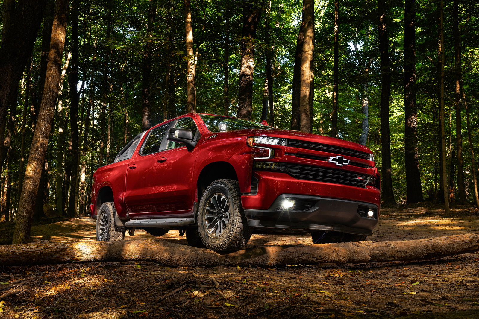 Chevrolet Silverado RST Off-Road and RST Sport Concepts ...