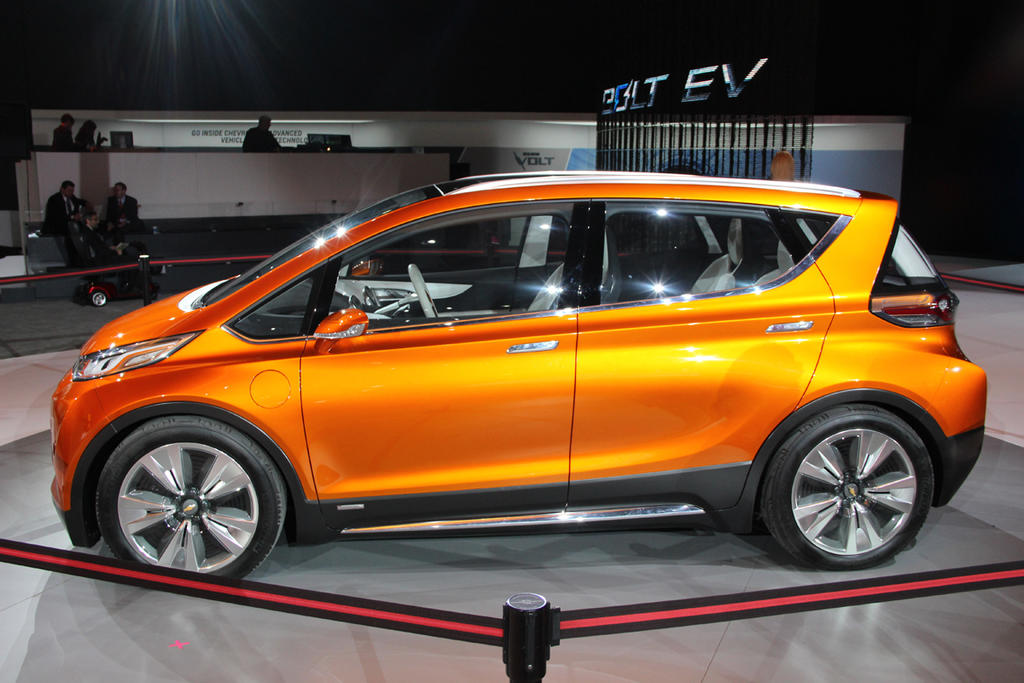 Chevrolet Bolt Name Confirmed For Production Car Autoguide News
