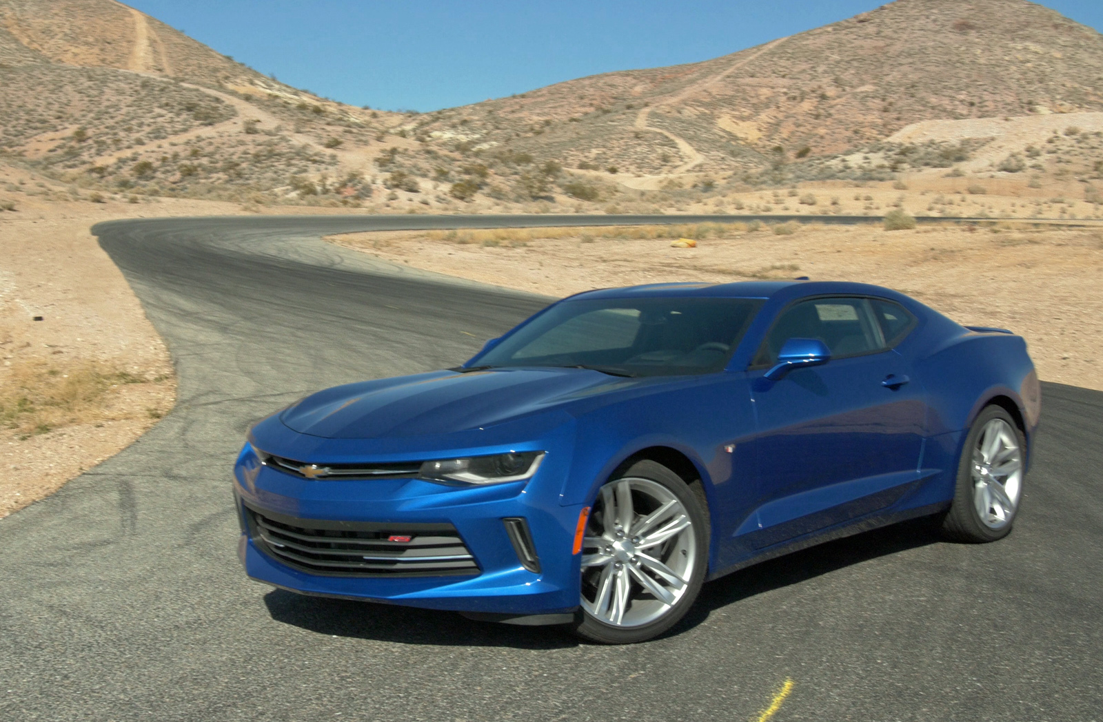 Chevrolet Camaro 2016 Car Of The Year