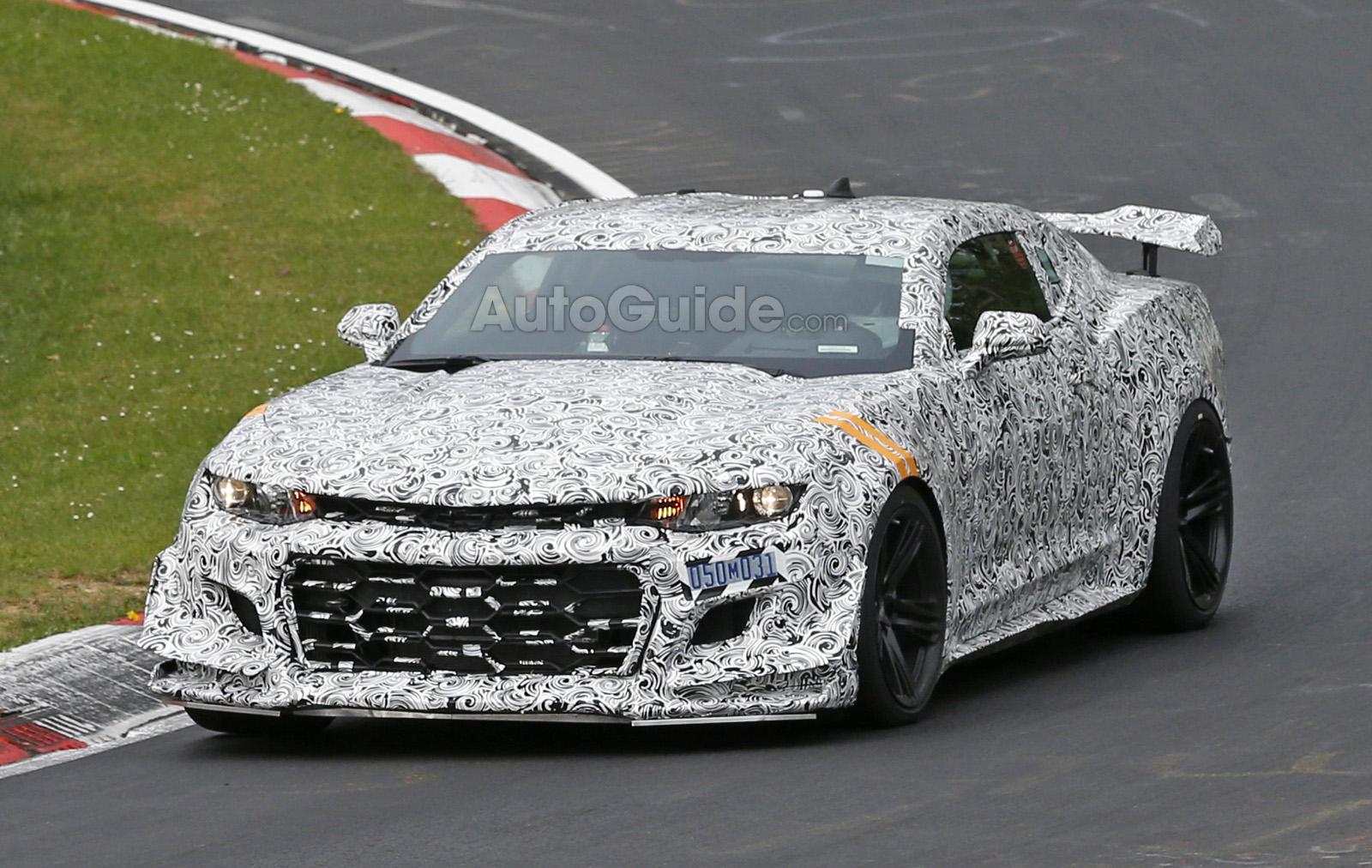 Is Chevy Planning A 750 Hp Camaro Z 28 Autoguide Com News