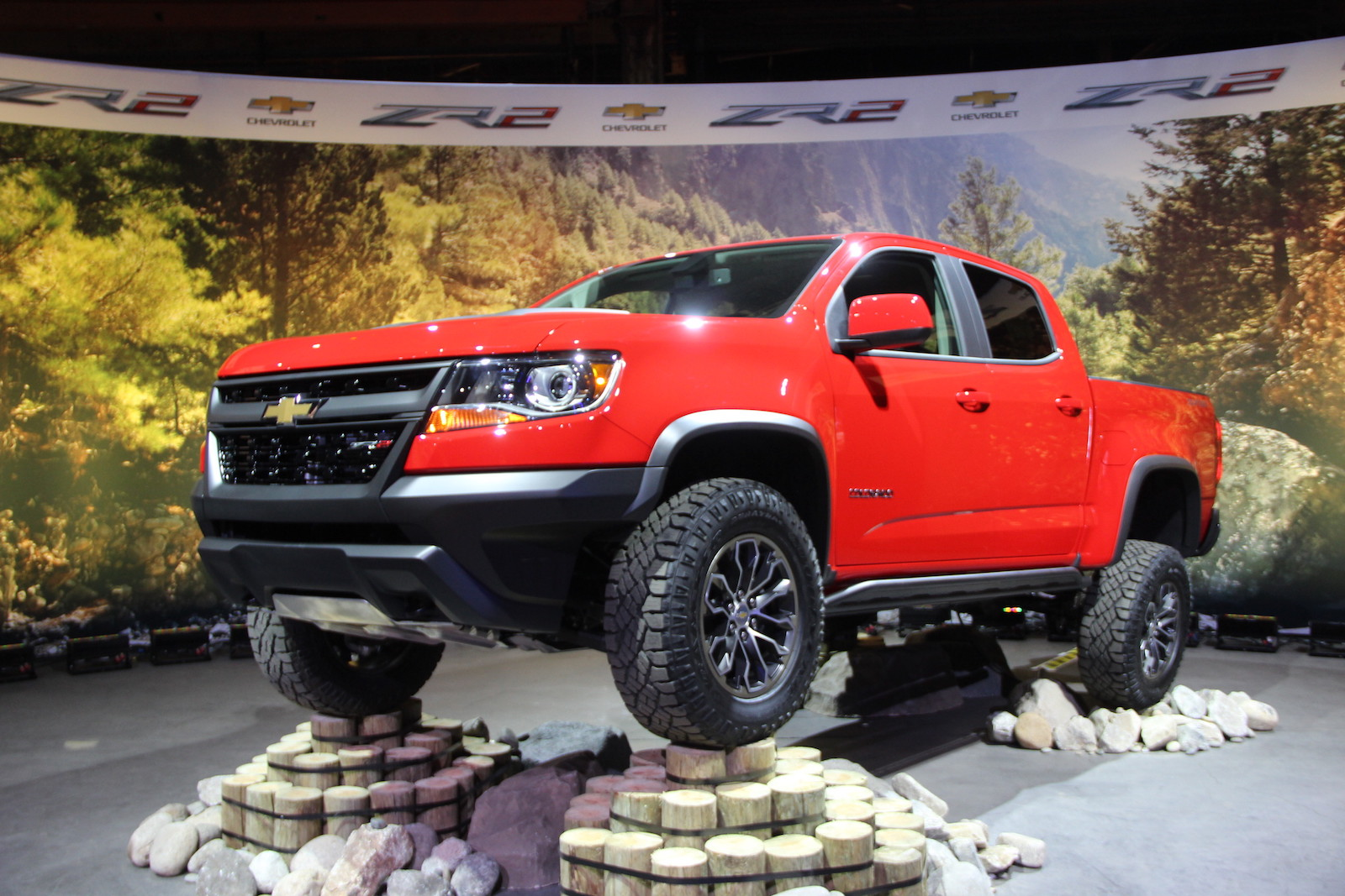 Chevy Colorado ZR2 is Prepped for Dirt, Rocks and Sand ...