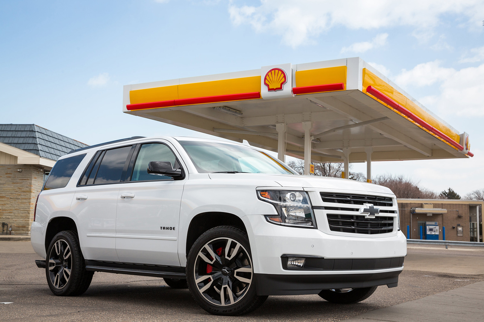 Pay Shell Credit Card >> Chevy, Shell Deliver In-Car Fuel Payment Service » AutoGuide.com News